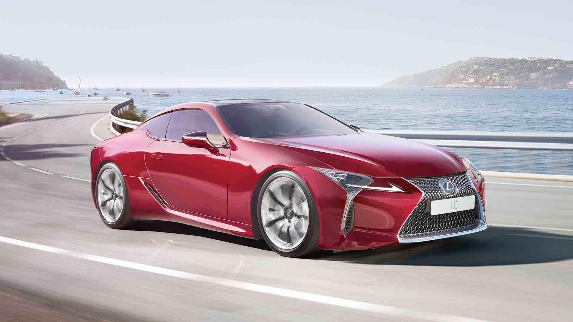 SWOT analysis of Lexus