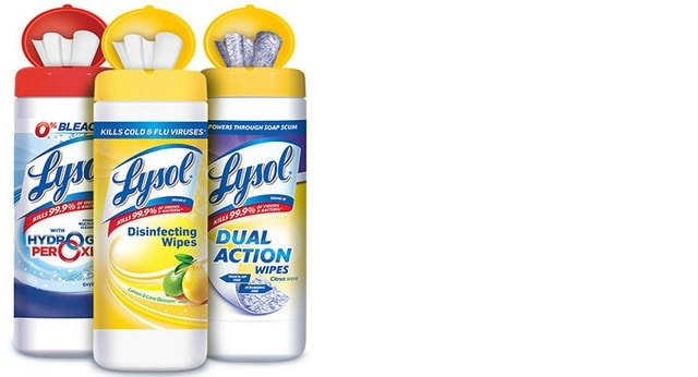 SWOT analysis of Lysol - 2