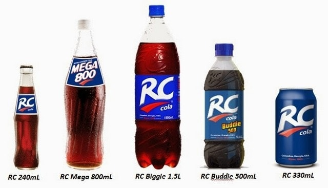 SWOT analysis of RC Cola 2
