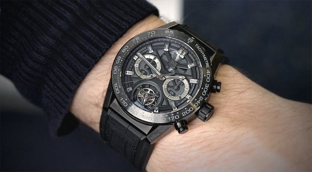 SWOT analysis of Tag Heuer 2
