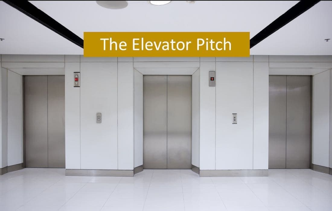 What Is An Elevator Pitch And How To Make An Excellent Elevator Pitch?