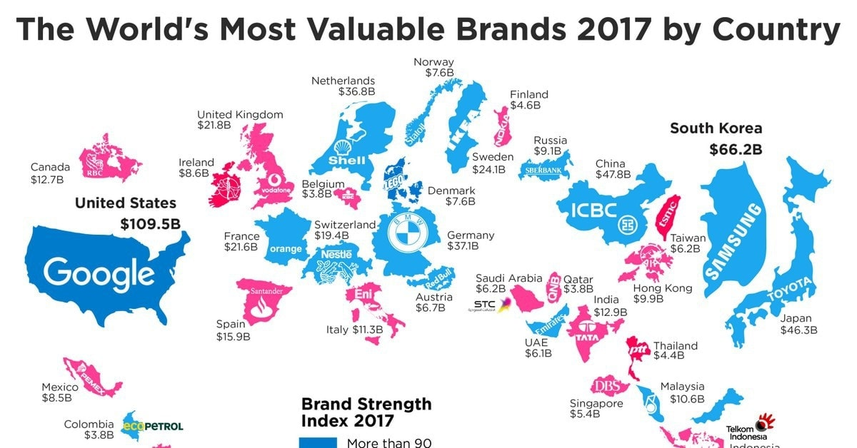 What is Brand Strength? 4 Factors that Build Brand Strength