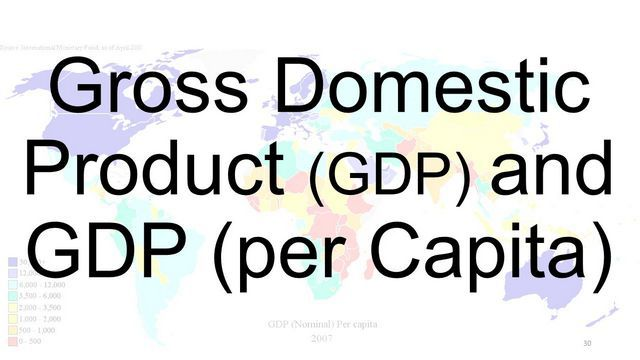 Gross Domestic Product 2