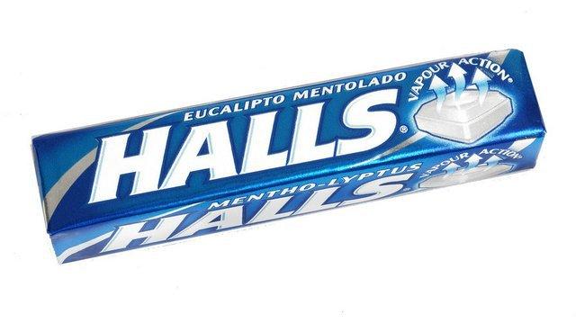 SWOT analysis of Halls - 1