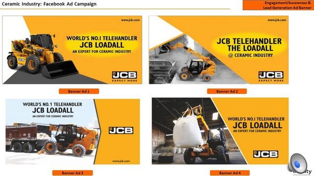 SWOT analysis of JCB 2