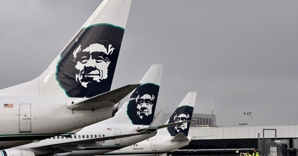 SWOT analysis of Alaska Airlines - 1