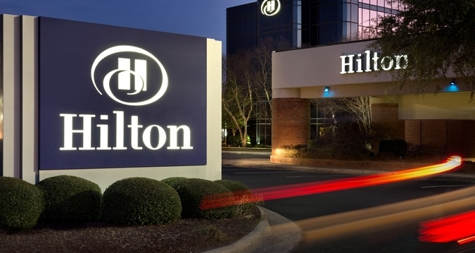 SWOT analysis of Hilton - 1