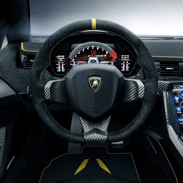 SWOT analysis of Lamborghini - 2