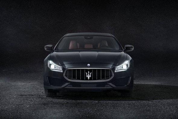 SWOT analysis of Maserati - 1