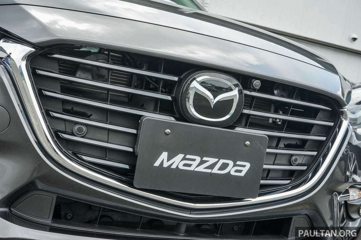 SWOT analysis of Mazda Motor