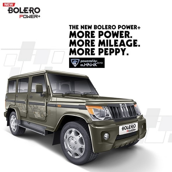SWOT analysis of mahindra Bolero - 1