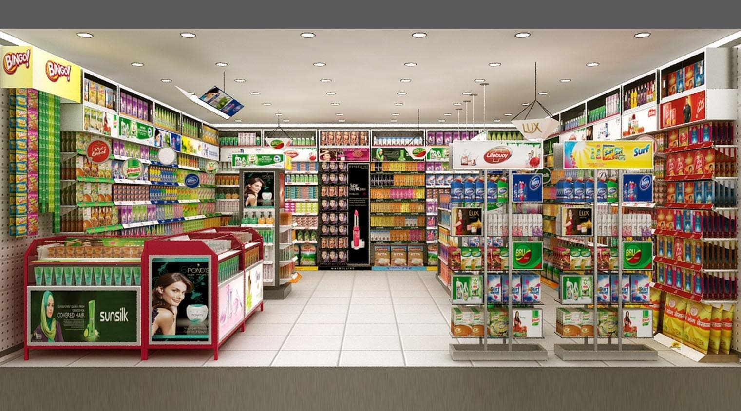 specialty stores in india