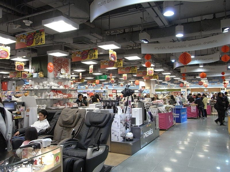 Types of Retail Stores - 9