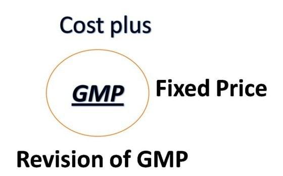 Guaranteed Maximum Price - 2