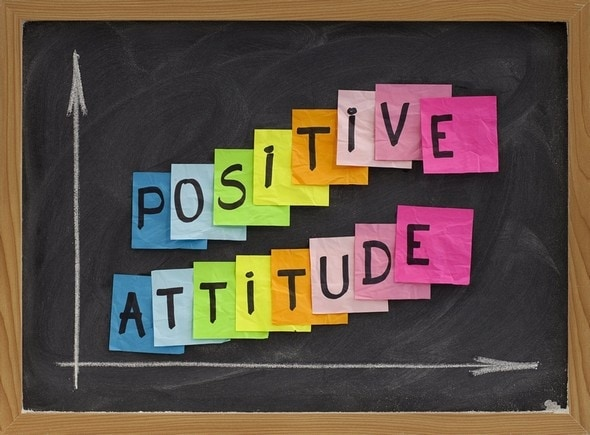 positive attitude at work- 1