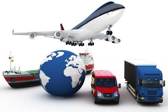 6 Logistics activities - 6 Functions of logistics in an organization