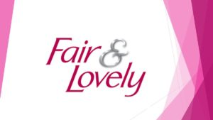Marketing Strategy of Fair and Lovely