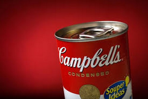 campbells soup cans analysis