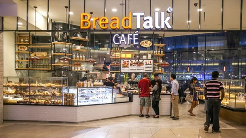 SWOT analysis of Breadtalk - 1
