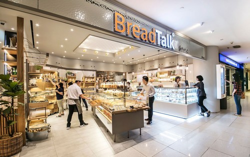 SWOT analysis of Breadtalk - 2