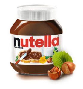 SWOT analysis of Nutella
