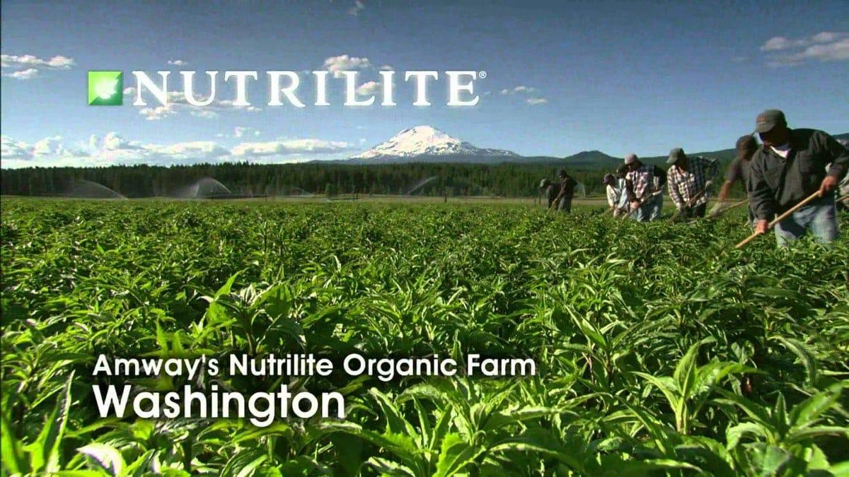 SWOT analysis of Nutrilite - 3