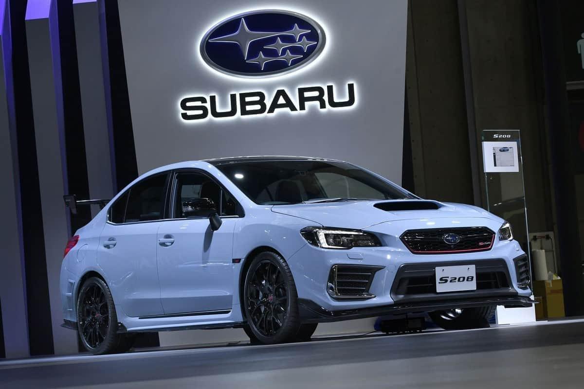 SWOT analysis of Subaru - 3