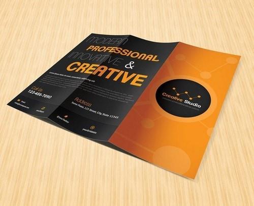 Tri-fold Brochure - 1