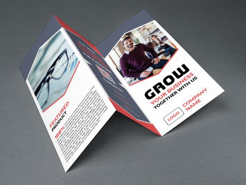Tri-fold Brochure - 2