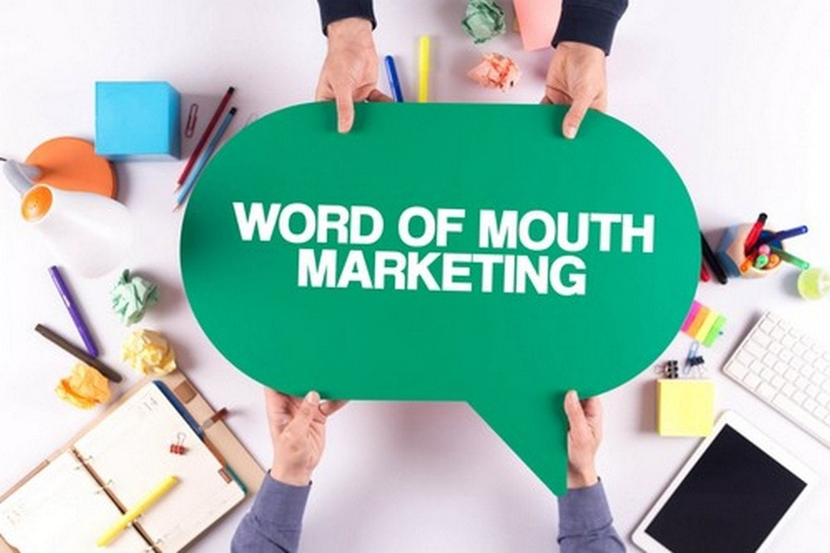 Word of mouth Marketing - 3