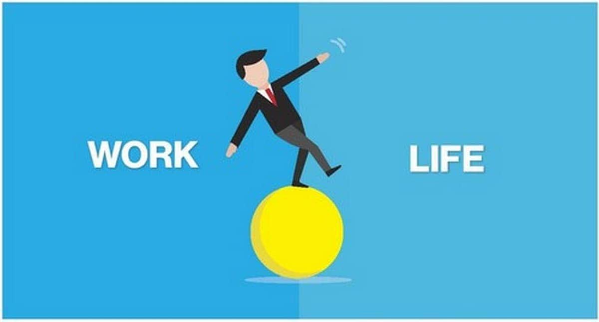 Work life balance - 3