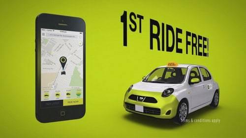 Marketing Strategy of Ola Cab - 1