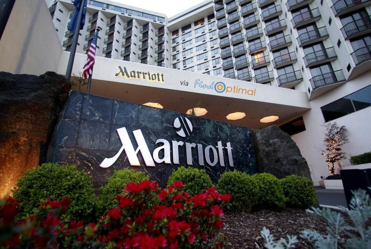 Top Marriott Competitors