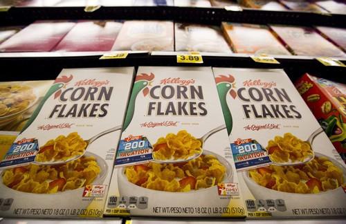 SWOT analysis of Kellogg's Corn Flakes - 1