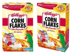 SWOT analysis of Kellogg's Corn Flakes - 3