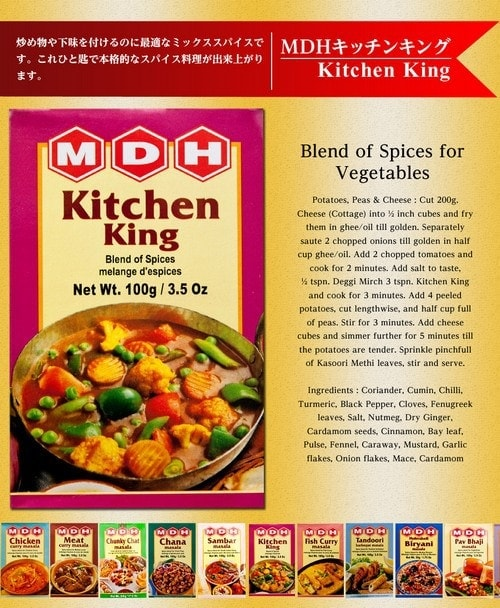 SWOT analysis of MDH spices - 2