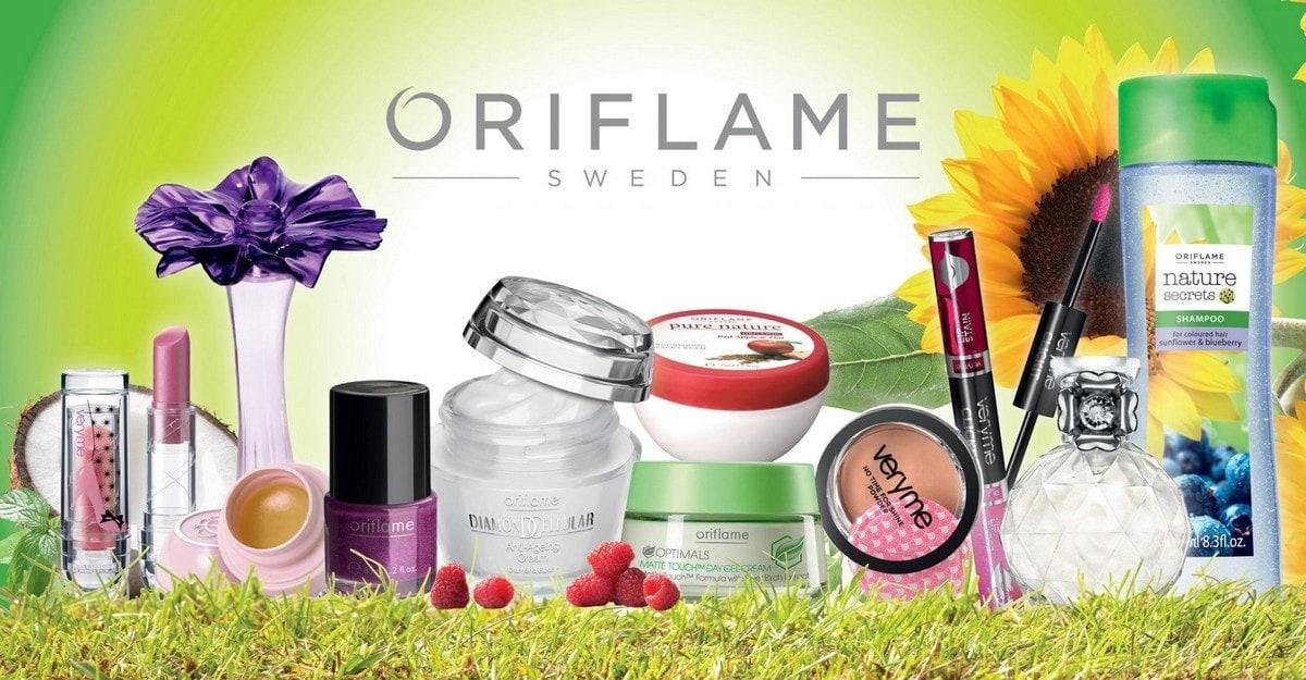 SWOT analysis of Oriflame - 3