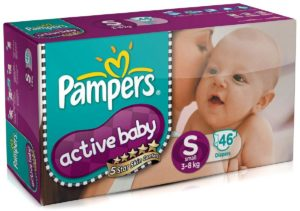 SWOT analysis of Pampers - 3