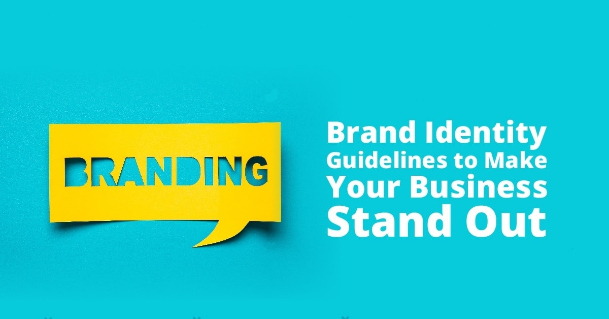 Steps in creating a Brand Identity - 3