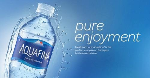 Top bottled water brands - 1