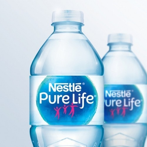 Top bottled water brands - 3