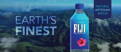 Top bottled water brands - 7