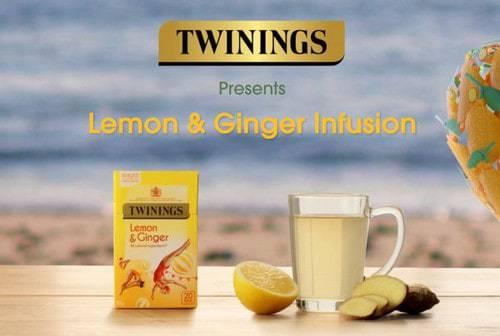 Top tea brands in the world - 1