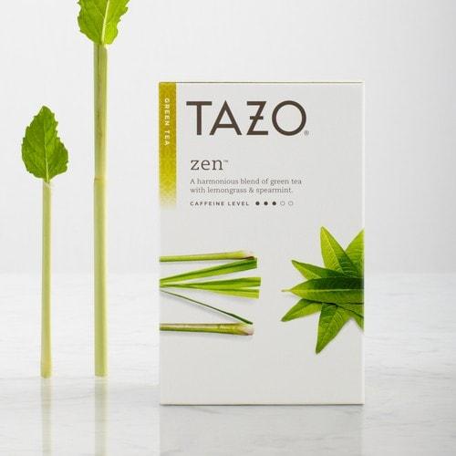 Top tea brands in the world - 2