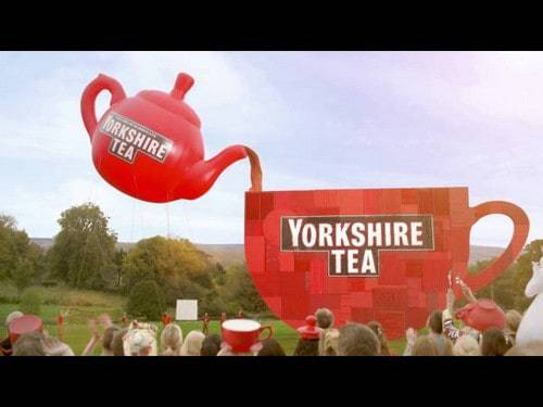 Top tea brands in the world - 5