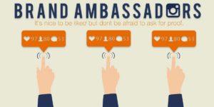 Brand Ambassador - 3