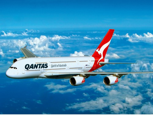 SWOT analysis of Qantas Airlines - 1