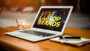 Top laptop brands