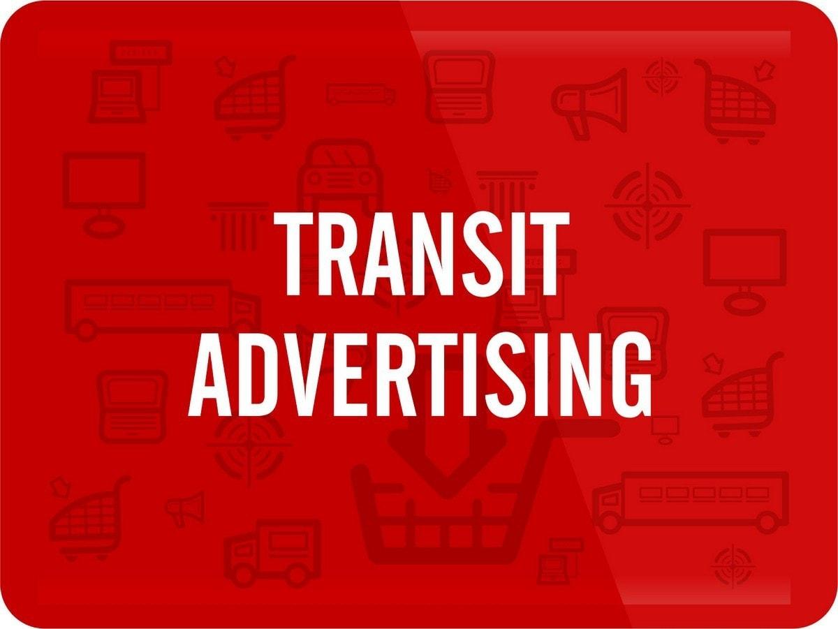 Transit Advertising - 4
