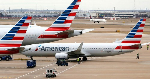 Marketing mix of American Airlines - 1